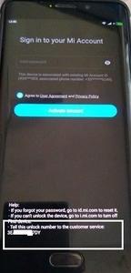 Самая быстрая, дешевая разблокировка Xiaomi по коду Официальная отвязка - Изображение #1, Объявление #1663144