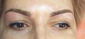 Перманентный макияж ( татуаж) бровей, век, губ г.Улан-Удэ - Изображение #4, Объявление #255470
