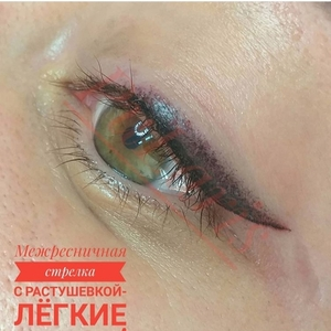Перманентный макияж ( татуаж) бровей, век, губ г.Улан-Удэ - Изображение #3, Объявление #255470