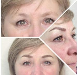 Перманентный макияж ( татуаж) бровей, век, губ г.Улан-Удэ - Изображение #9, Объявление #255470