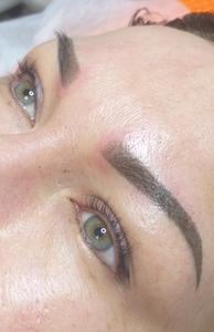 Перманентный макияж ( татуаж) бровей, век, губ г.Улан-Удэ - Изображение #7, Объявление #255470