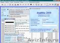 Analitika 2009 - Бесплатный инструмент для управления торговой организацией