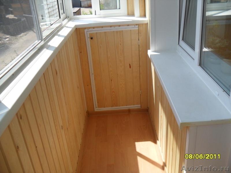 Варианты остекления балкона: способы остекления балконов и л.