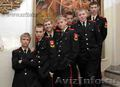 военная форма для кадетов, Парадная и повседневная форма для кадетов