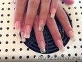 Наращивание ногтей Валентина