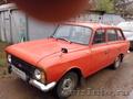 продам москвич 1986 года выпуска,  цвет красный