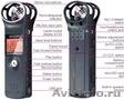 Zoom h1 ( диктофон / стерео рекордер с конденсаторным микрофоном )