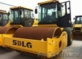 Дорожный каток SDLG LGS814L