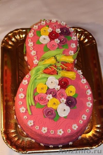 Торты на заказ улан-удэ с фото цена на день рождения