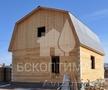 Строительство домов,  бань и гаражей