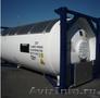 Танк-контейнер T50 для СУГ перевозки сжиженного углеводородного газа.