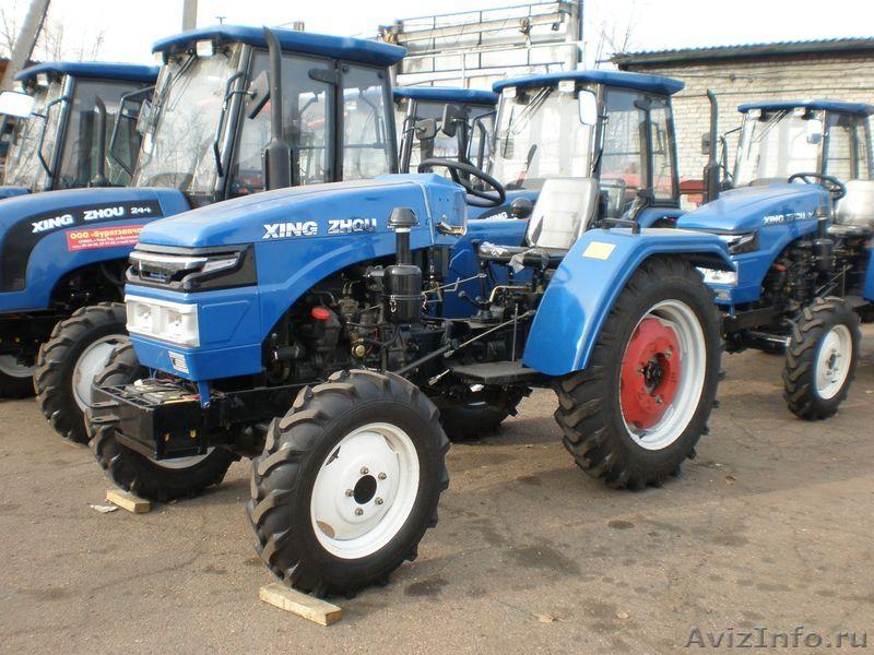 Трактора БУ и новые в городе Улан-Удэ