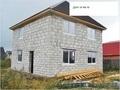 Строительство домов из любого материала.