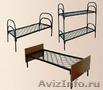 Кровати металлические трёхъярусные, кровати для общежитий, кровати для гостиниц, - Изображение #4, Объявление #1480251