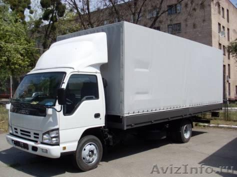 Квартирные переезды на грузовиках, Объявление #1543939